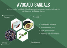 Load image into Gallery viewer, Avocado Sandals