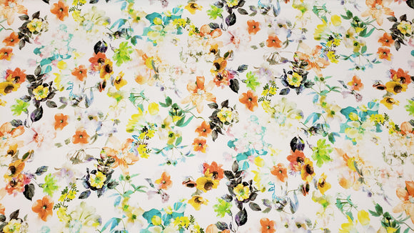 Cotton Stretch Print