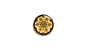 Gold Shank Buttons