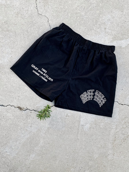 GRAY AREA FLAGSHIP RUNNING SHORTS