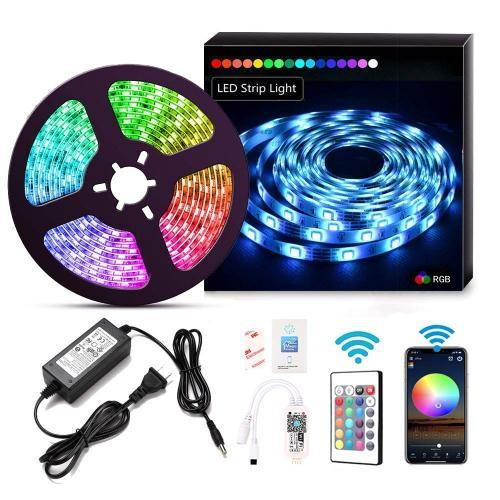 1 x LED LIGHT STRIPS Xeno Designs 5M Full Set Remote Activated