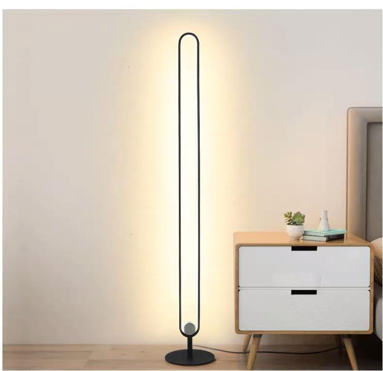 Nordico Lamp Minimal Series Xeno Designs Floor Lamp Warm White