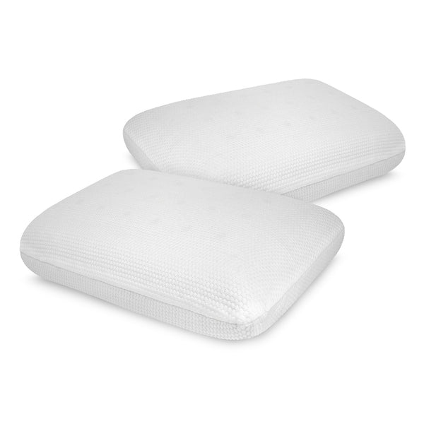 SensorPEDIC Classic Comfort Firm Memory Foam 2-pack Pillows