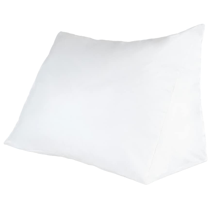 Portsmouth Home Down Alternative Reading Wedge Pillow