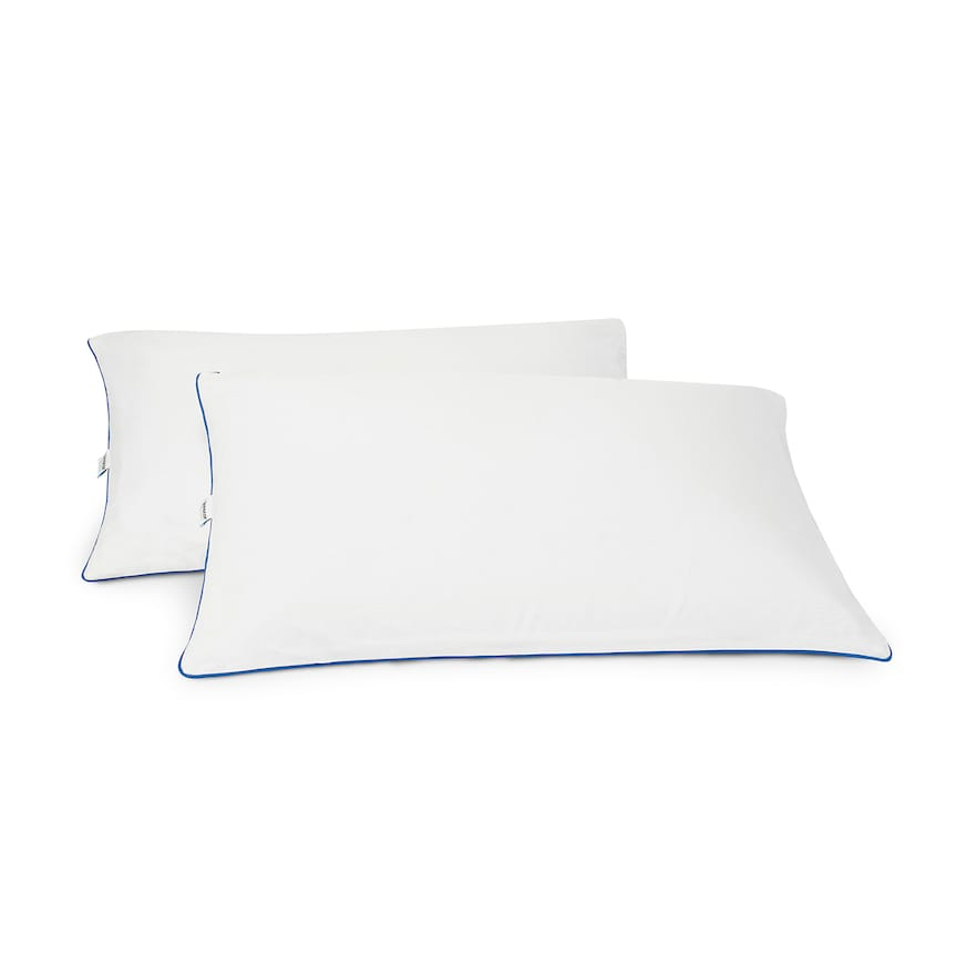 Serta 2-pack 2-in-1 Reversible Gel Memory Foam Pillow