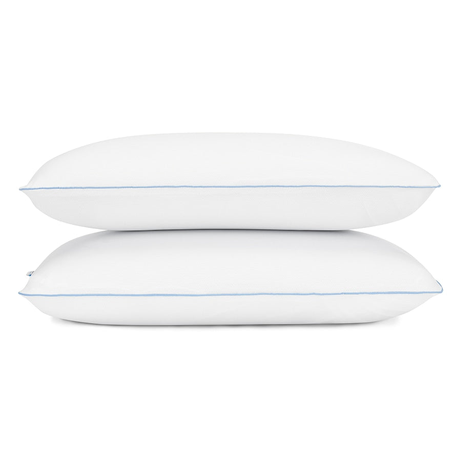 Serta 2-pack Classic Cool Gel Memory Foam Pillow