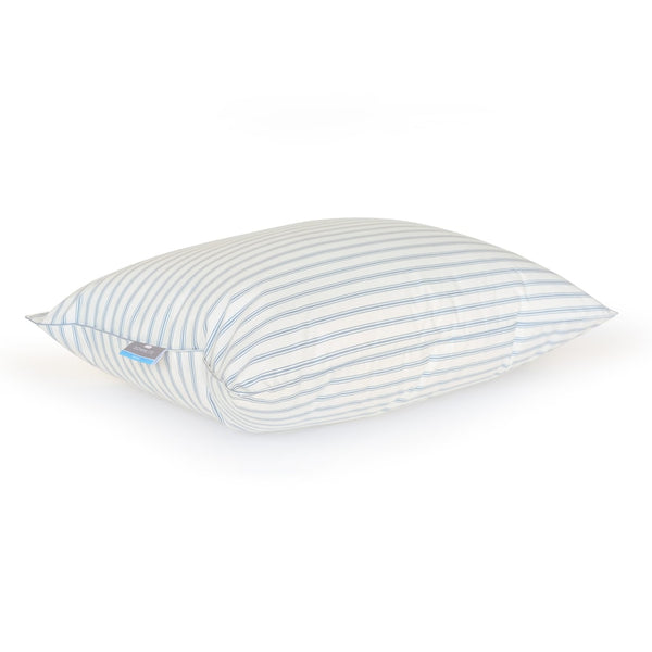 Downlite Old Fashioned Style Granny Ticking Stripe Goose Down & Feather Pillow