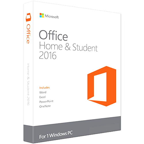 Microsoft Office 2016 Home & Student - Martsoftware
