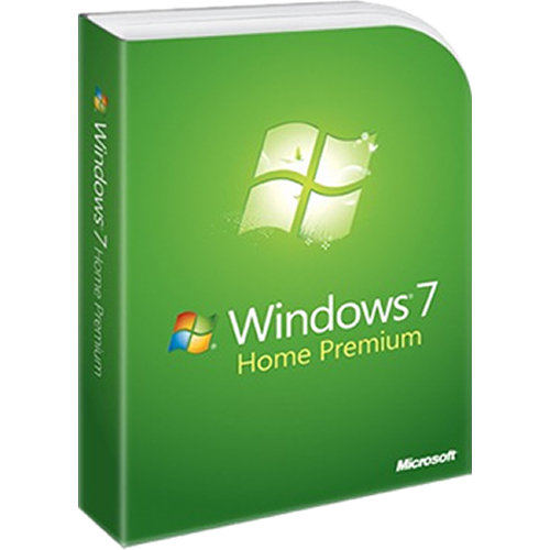 Microsoft Windows 7 Home Premium - Martsoftware