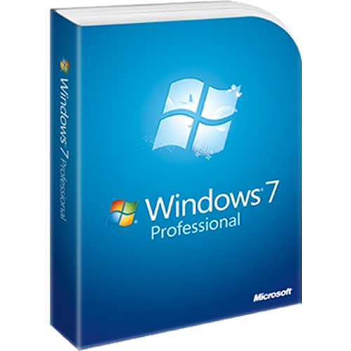 Microsoft Windows 7 Professional - Martsoftware