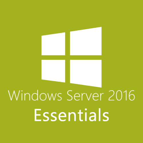 Microsoft Windows Server 2016 Essentials - Martsoftware