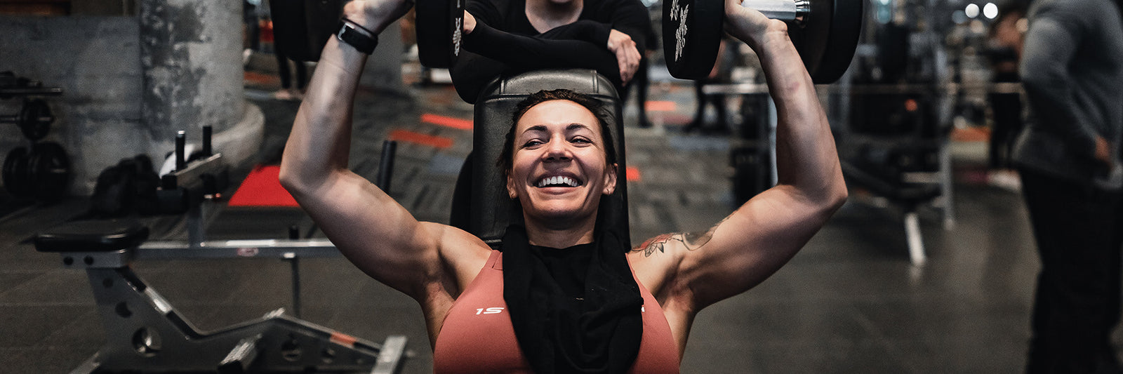 5 Reasons You're Not Gaining Muscle