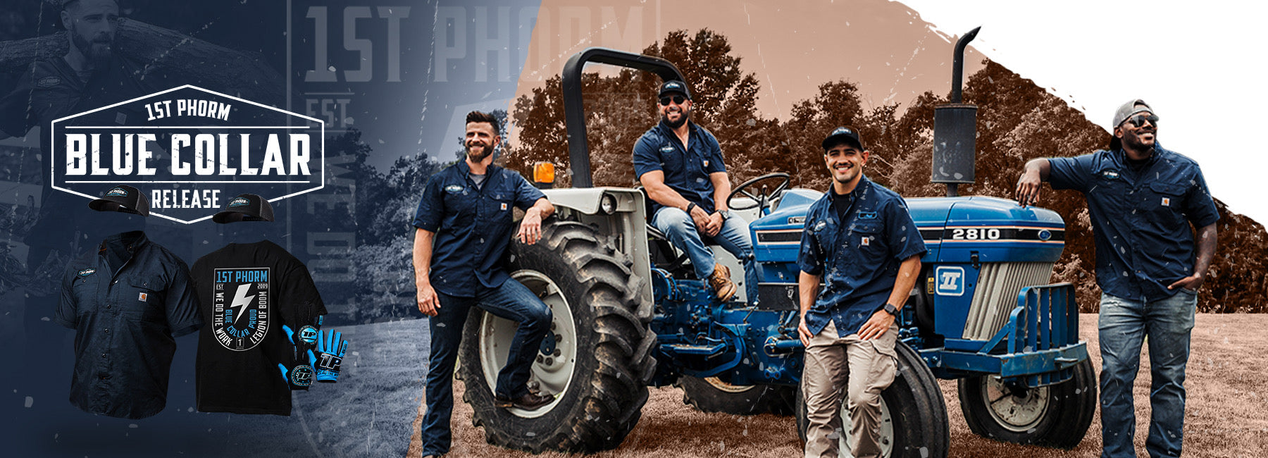 Blue Collar Proud Release