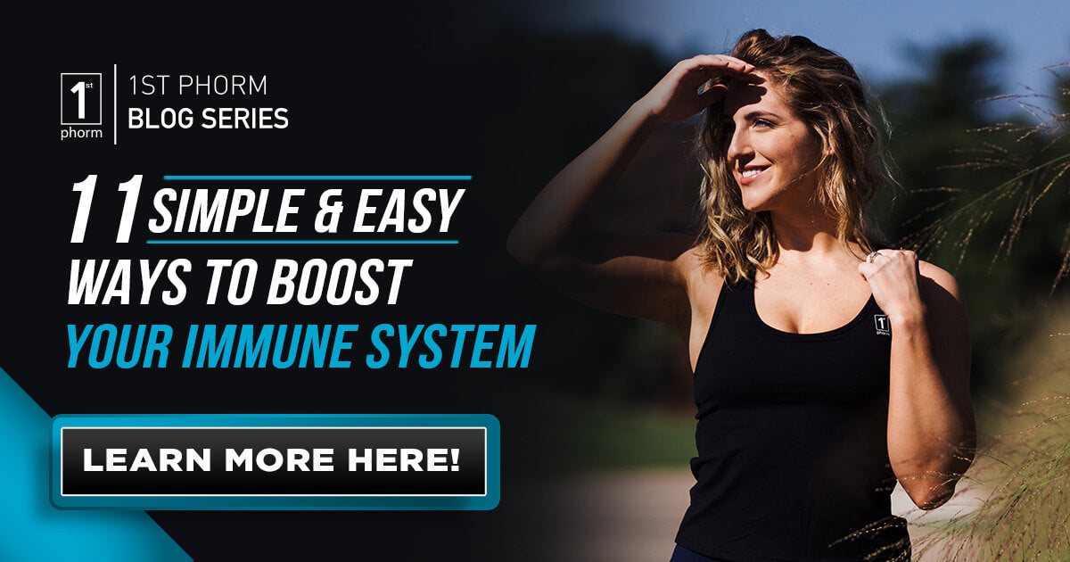 11 Simple & Easy Ways To Boost Your Immune System