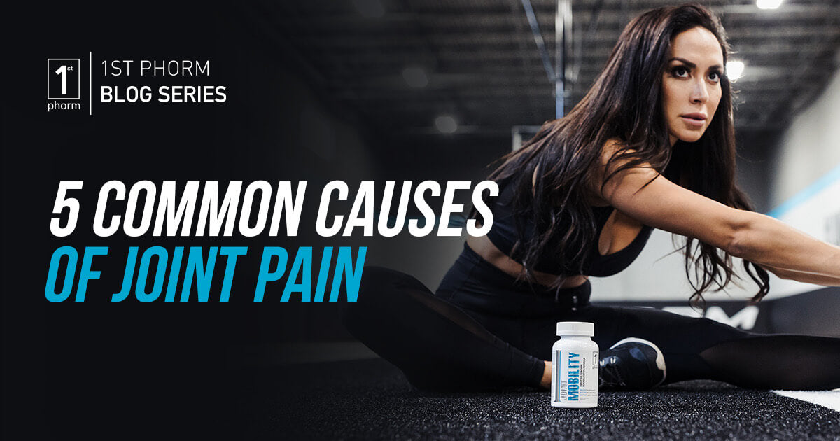 5 Common Causes of Joint Pain