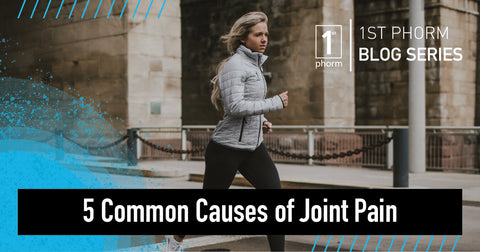Common causes of joint pain