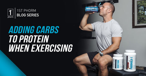 Adding Carbs To Protein When Exercising