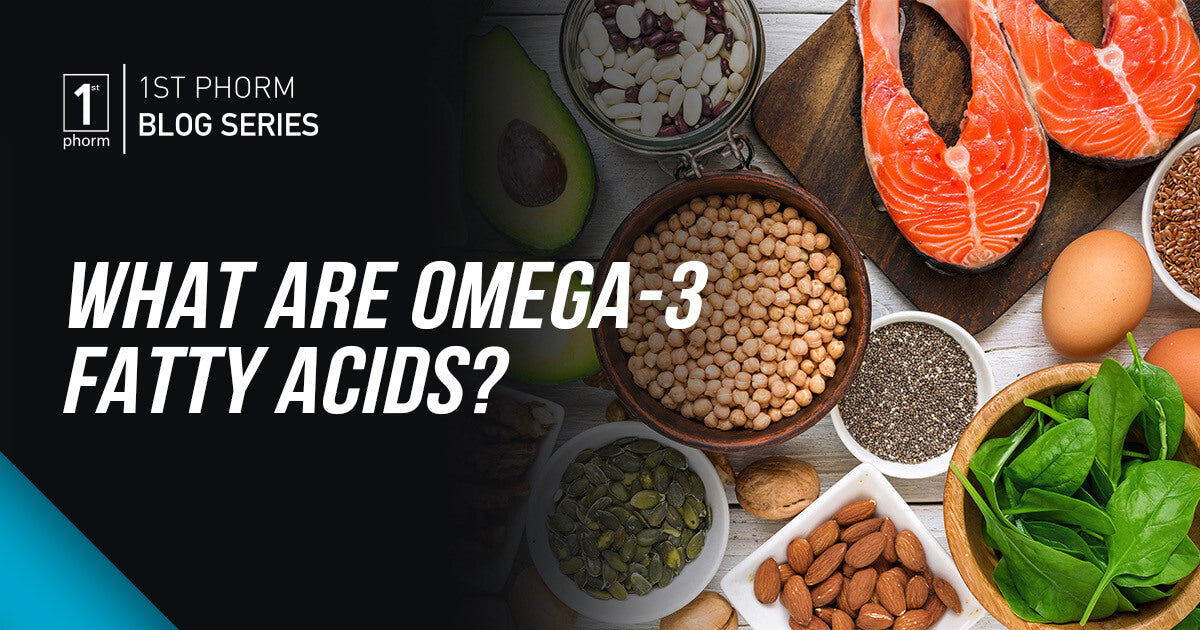 What Are Omega-3 Fatty Acids?
