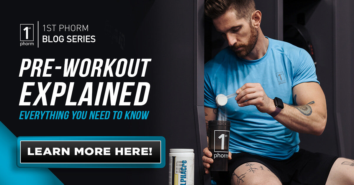 Pre-Workout Explained: Everything You Need To Know