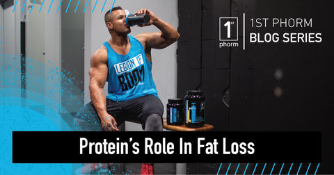 Protein and fat loss