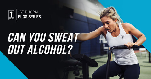 Can you sweat out alcohol?