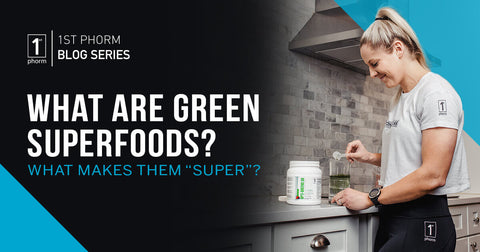 What Are Green Superfoods?