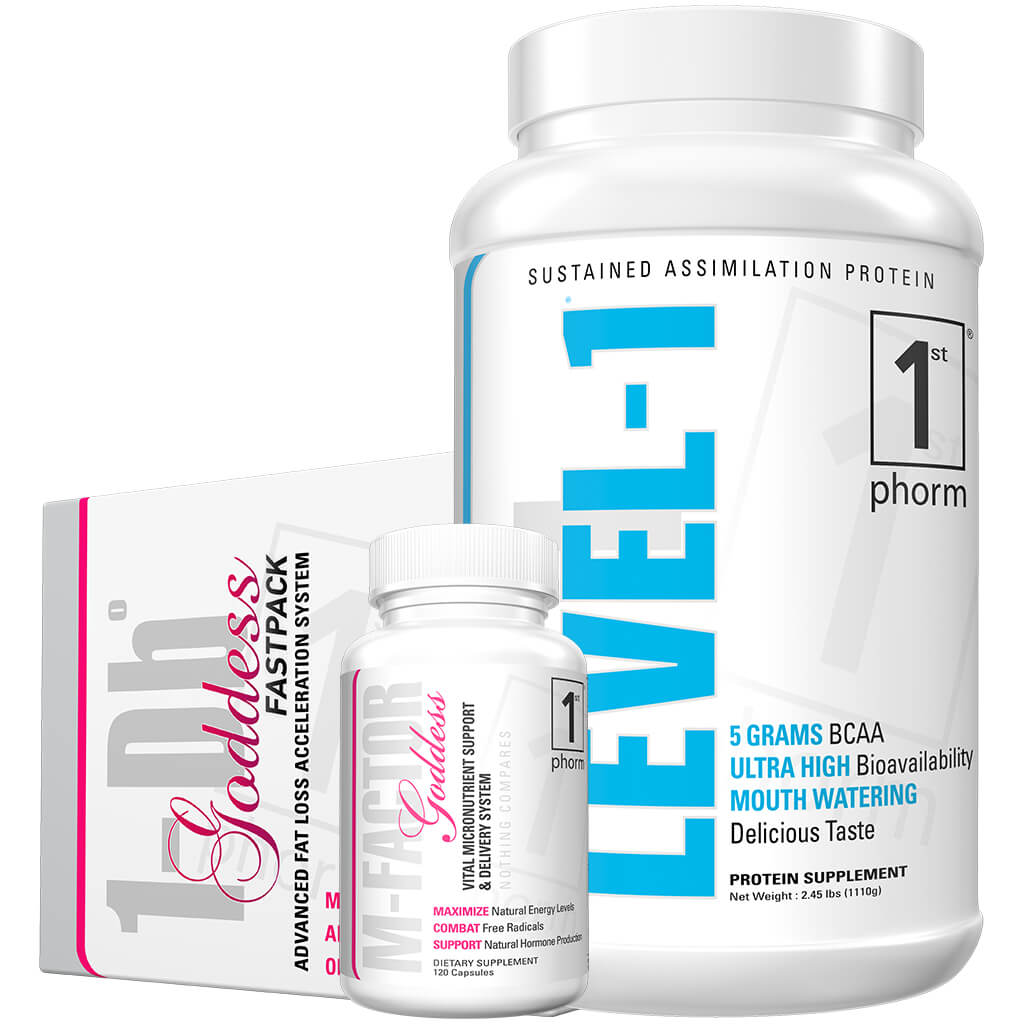 1-Db Weight Loss Stack for Women