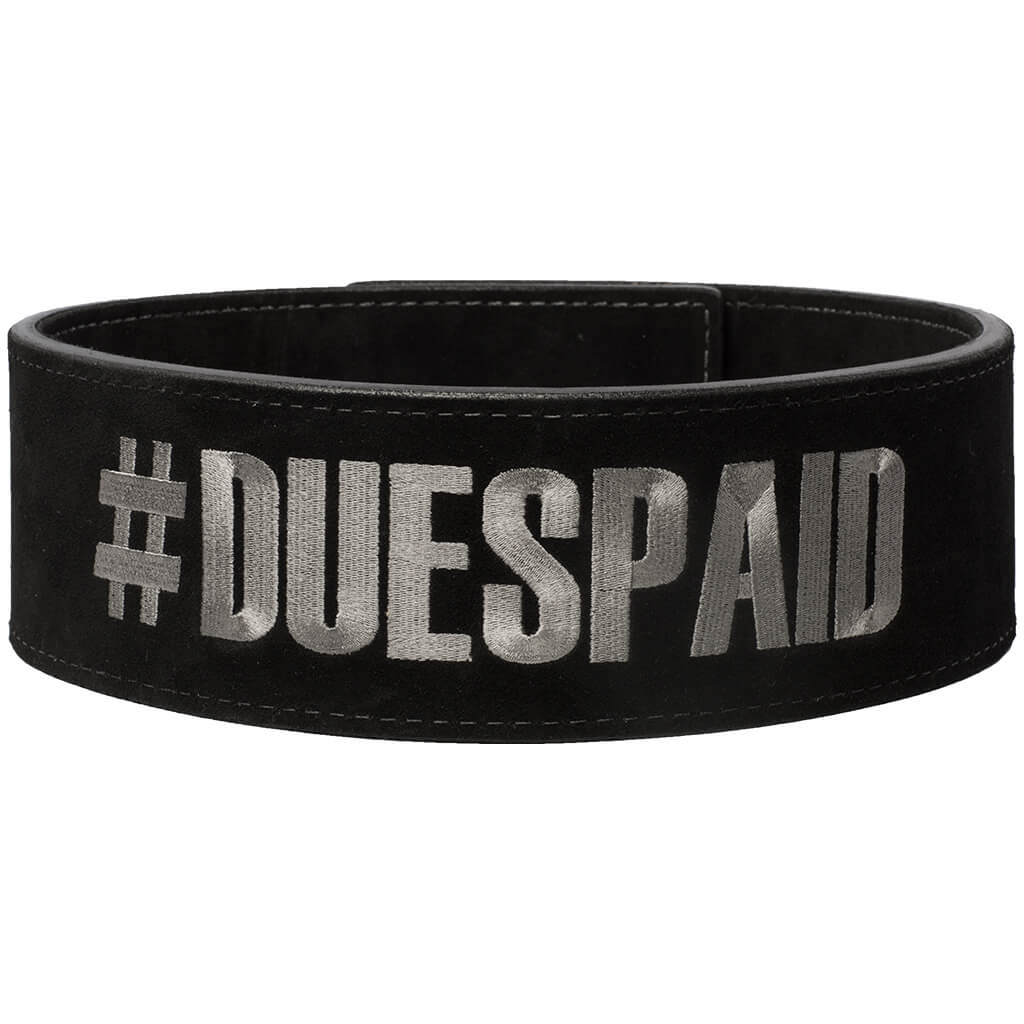 Dues Paid Lever Belt