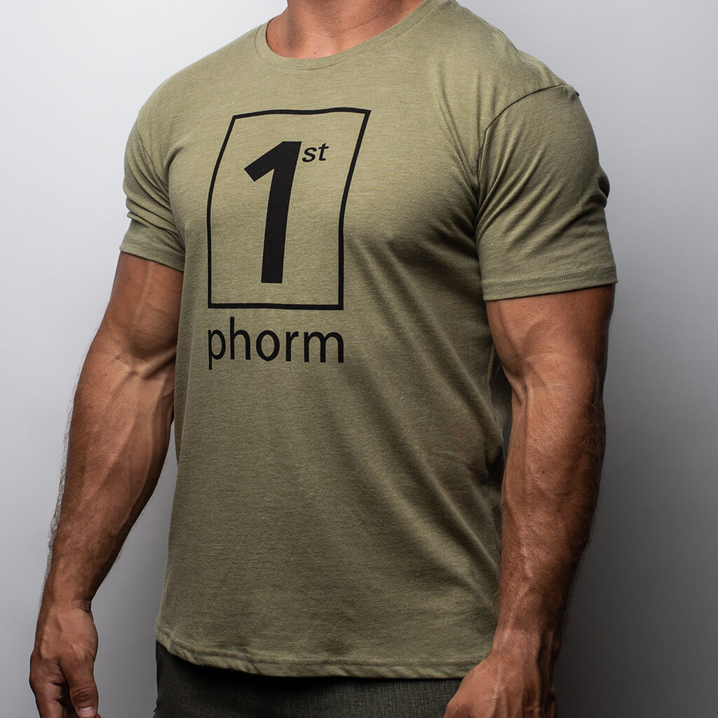 Generation 1P Premium T-Shirt - Army