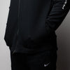 Men's 1P Nike Dry Showtime Full Zip Hoodie - Black