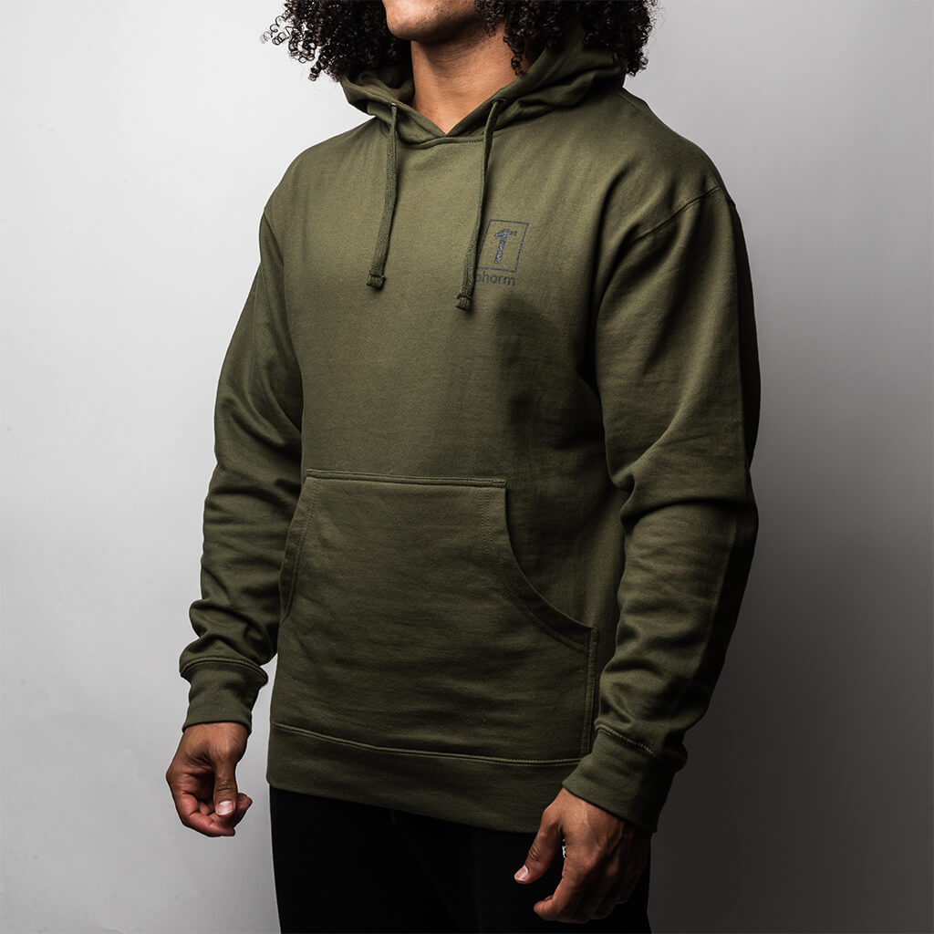 Men's Gen 1P Fleece Hoodie - Army