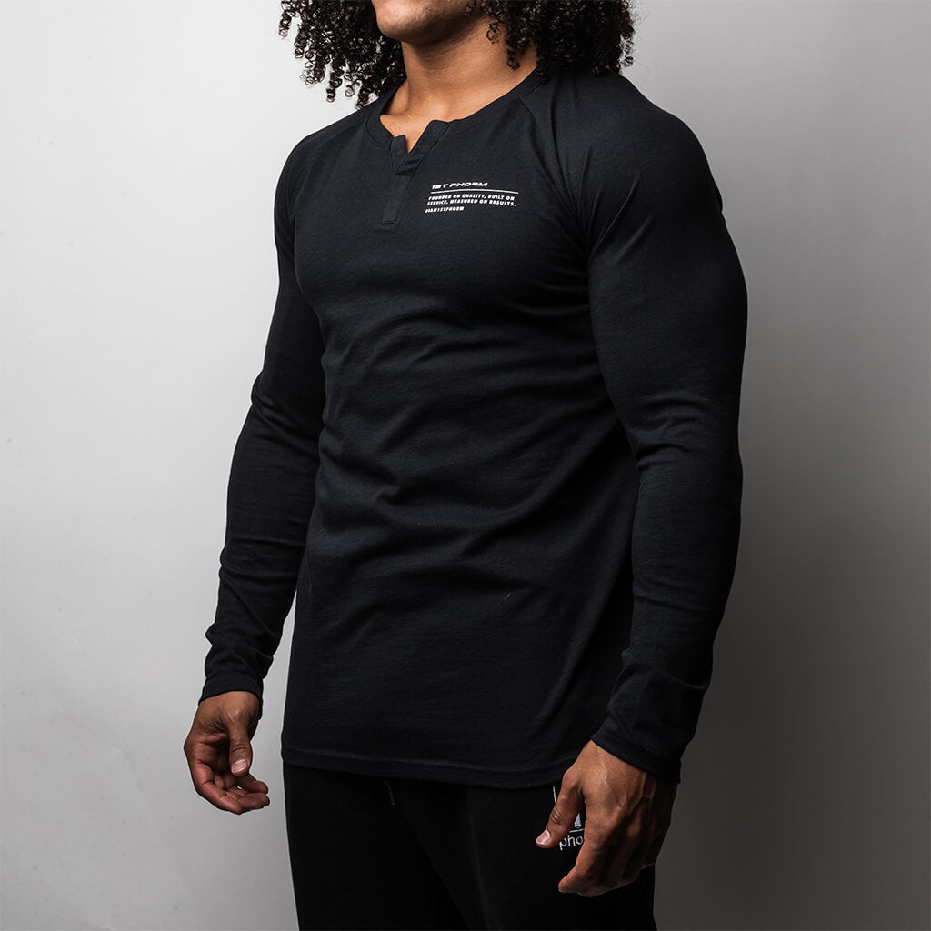 Genesis Raglan Long Sleeve