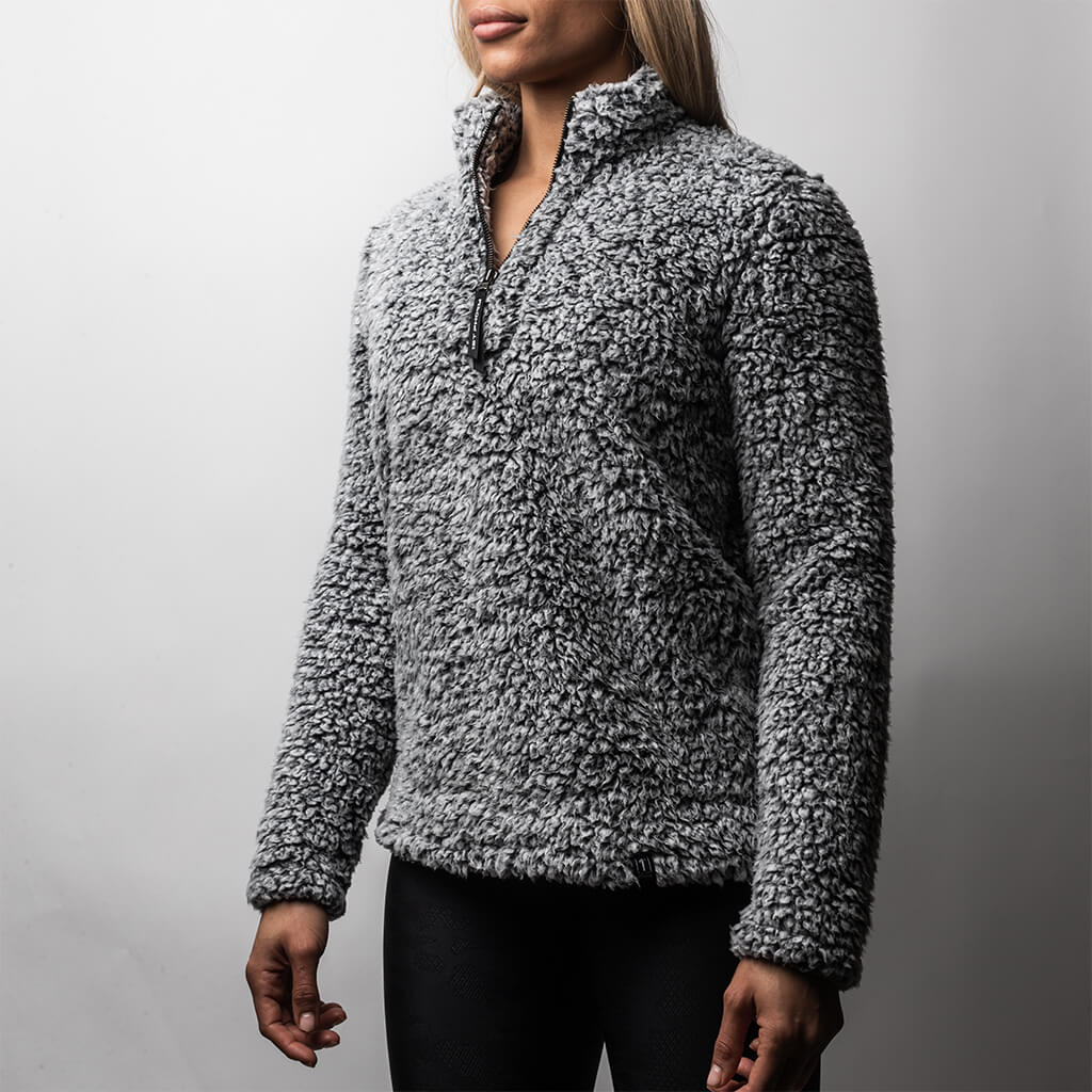 Women's 1P Sherpa Pullover