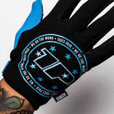 1P Star Strapped Work Gloves
