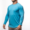 Men's Genesis Vented Long Sleeve Raglan