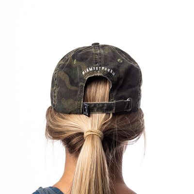 Distressed LOB Dad Hat
