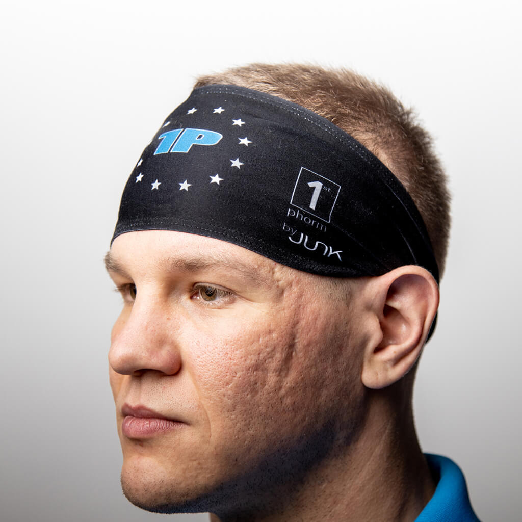 Legionnaire Star Strapped Headband