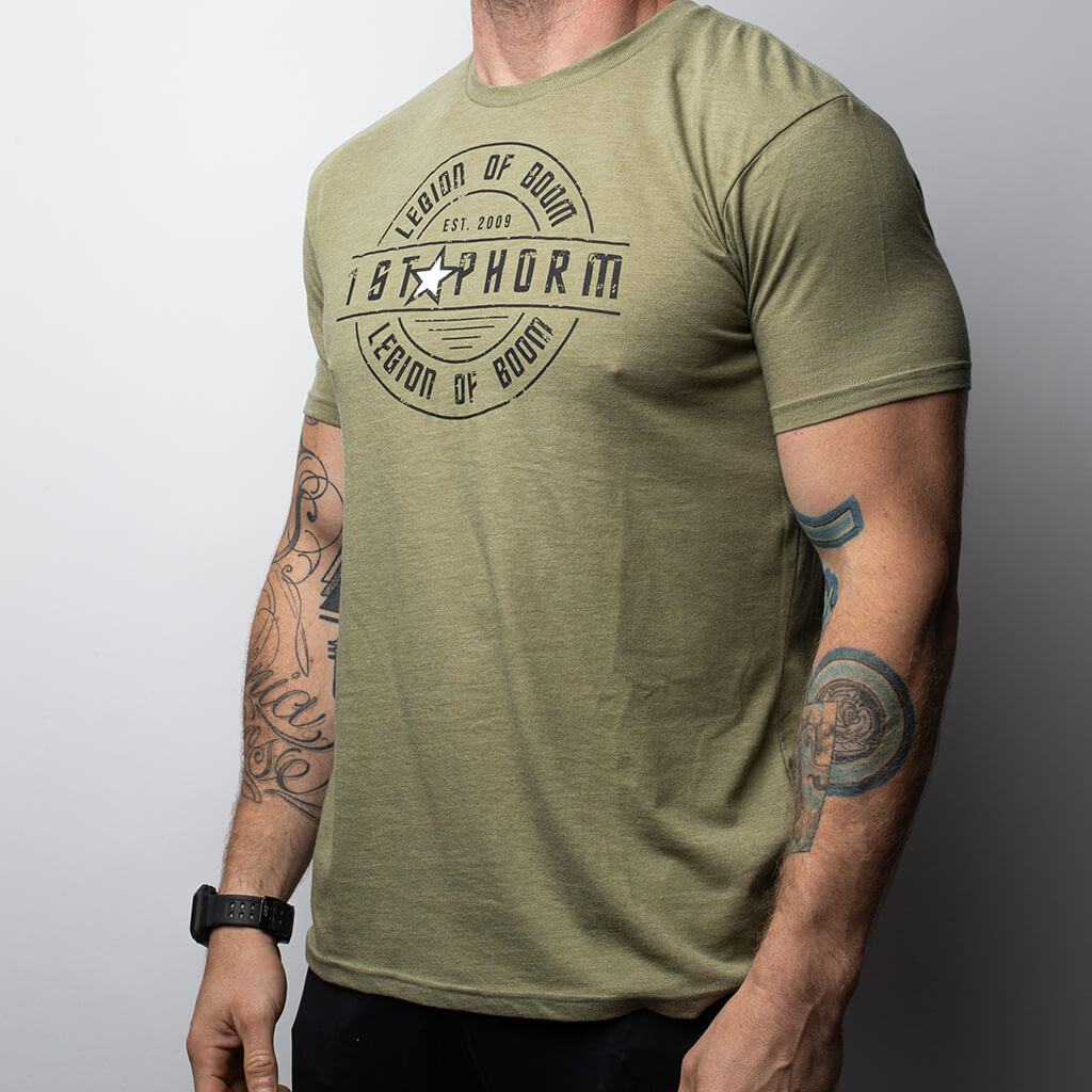 Men's LOB 1P Tee - Army