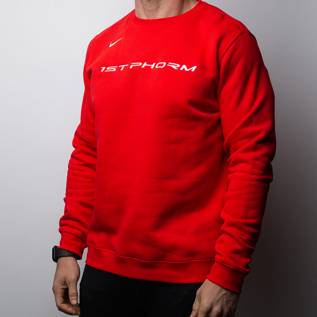 Men's Phresh Nike Crew Neck Fleece
