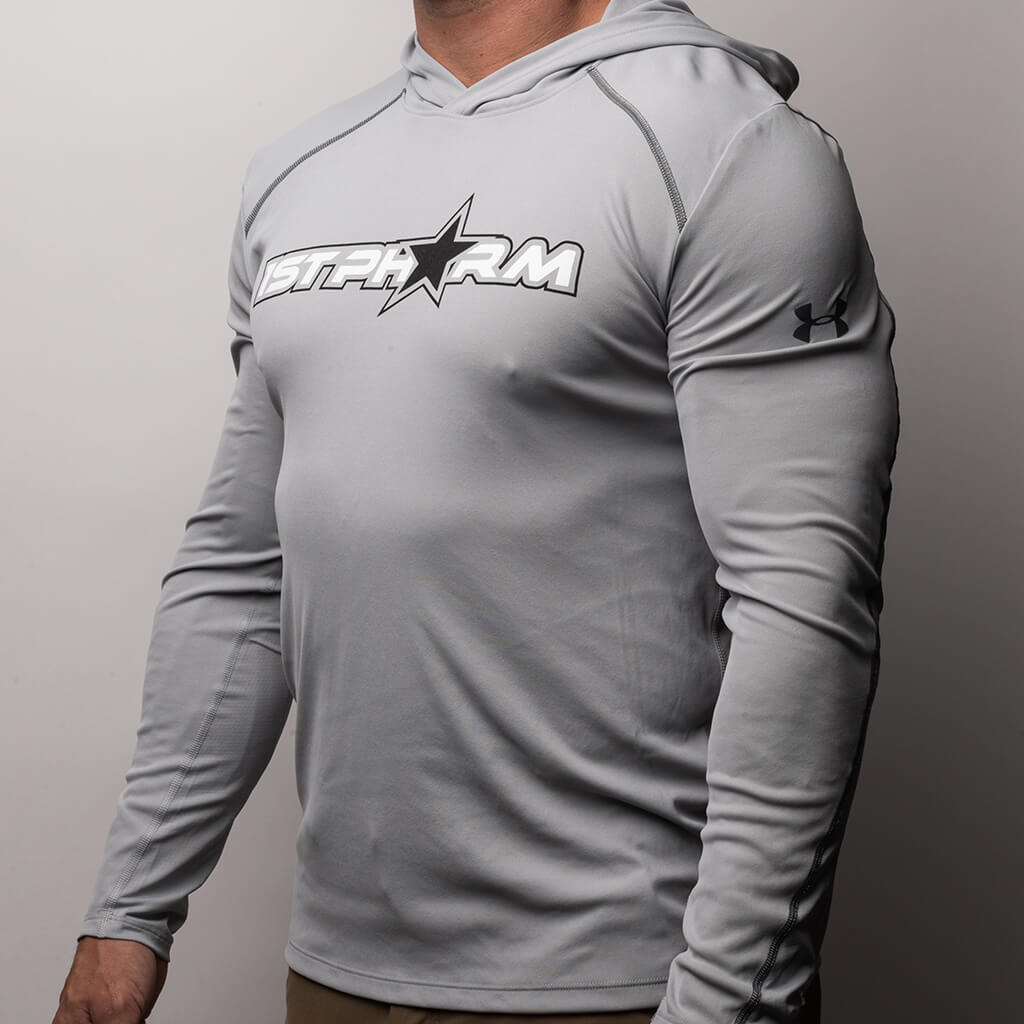 Men's UA ISO Chill Fusion Hoodie
