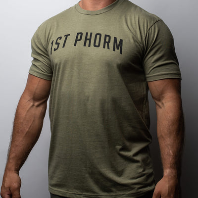 Men's Arch 1st Phorm Tee - Army