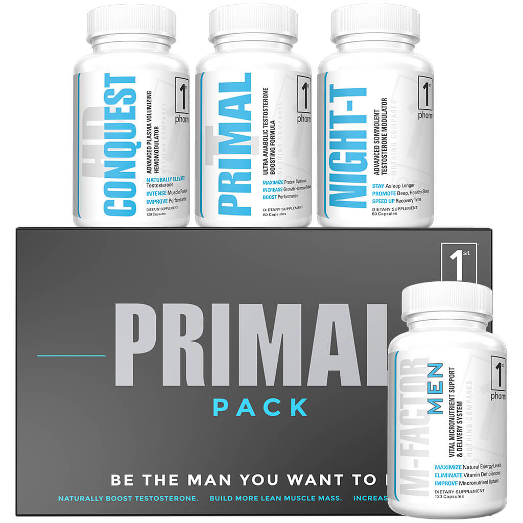 Primal Pack + M-Factor Men