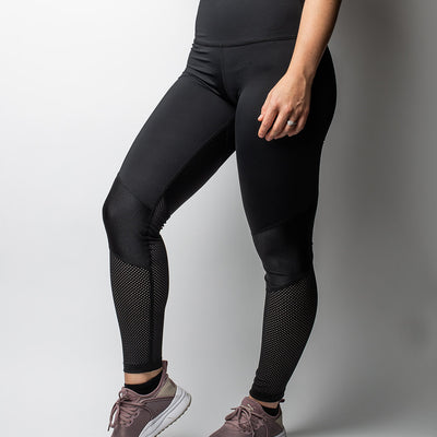 Women's 1st Phorm Trinity Leggings - Black