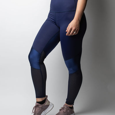 Women's 1st Phorm Trinity Leggings - Navy
