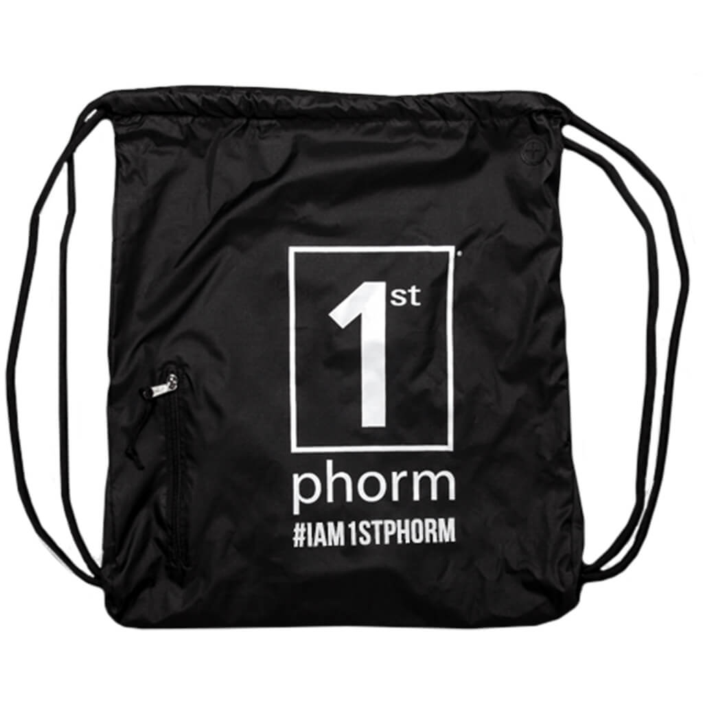1P Drawstring Gym Bag