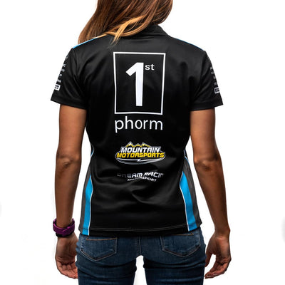 Women's 1st Phorm Race Team Pit Shirt