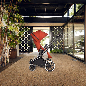 Cybex Priam Trekking Pram WITH Lux Seat
