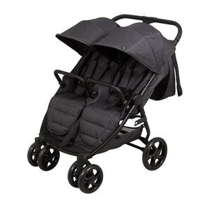 Childcare Twin Tour Stroller – SHADOW