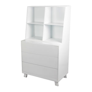 Bebe Care Casa Modular Book Case – White