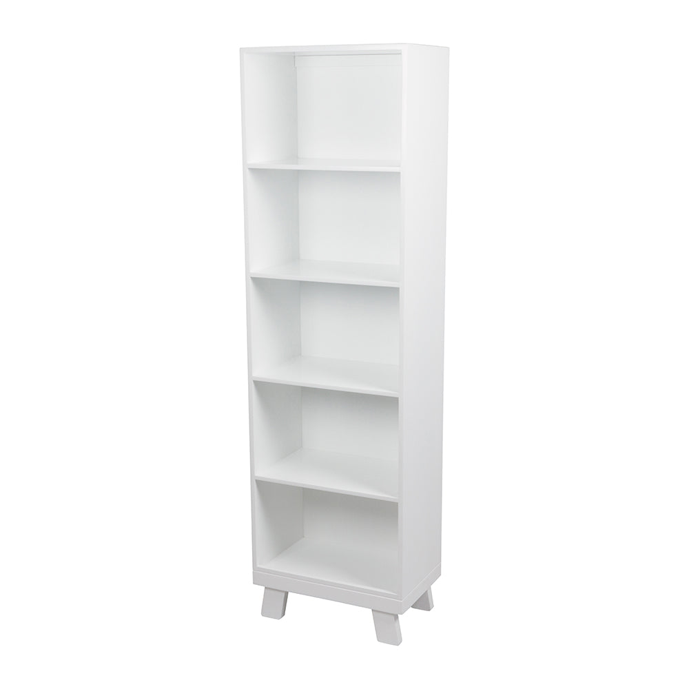 Bebe Care Casa Slim Book Case – White